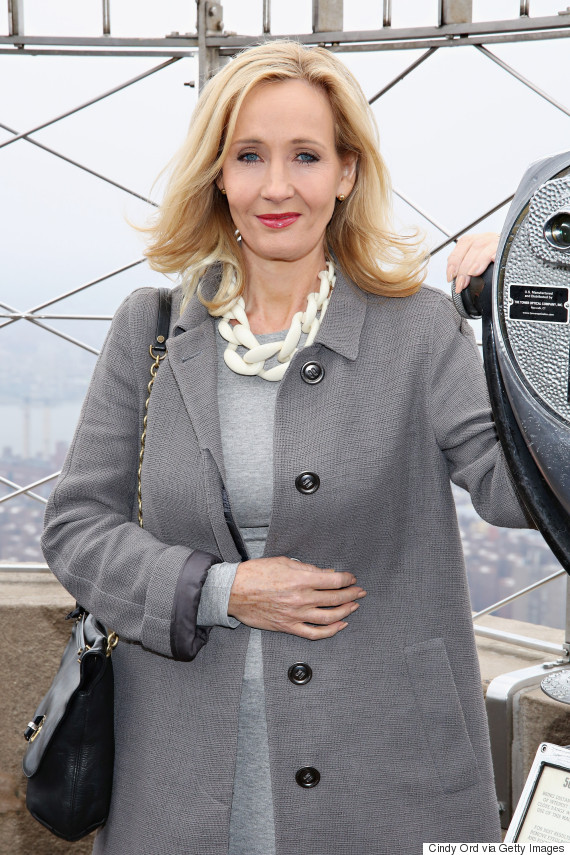 Returning to the world she began 20 years ago ... JK Rowling