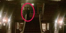 Colorado Stanley Hotel Ghost