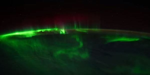 Nasa' Northern Lights Footage Majestic In Ultra-high Definition