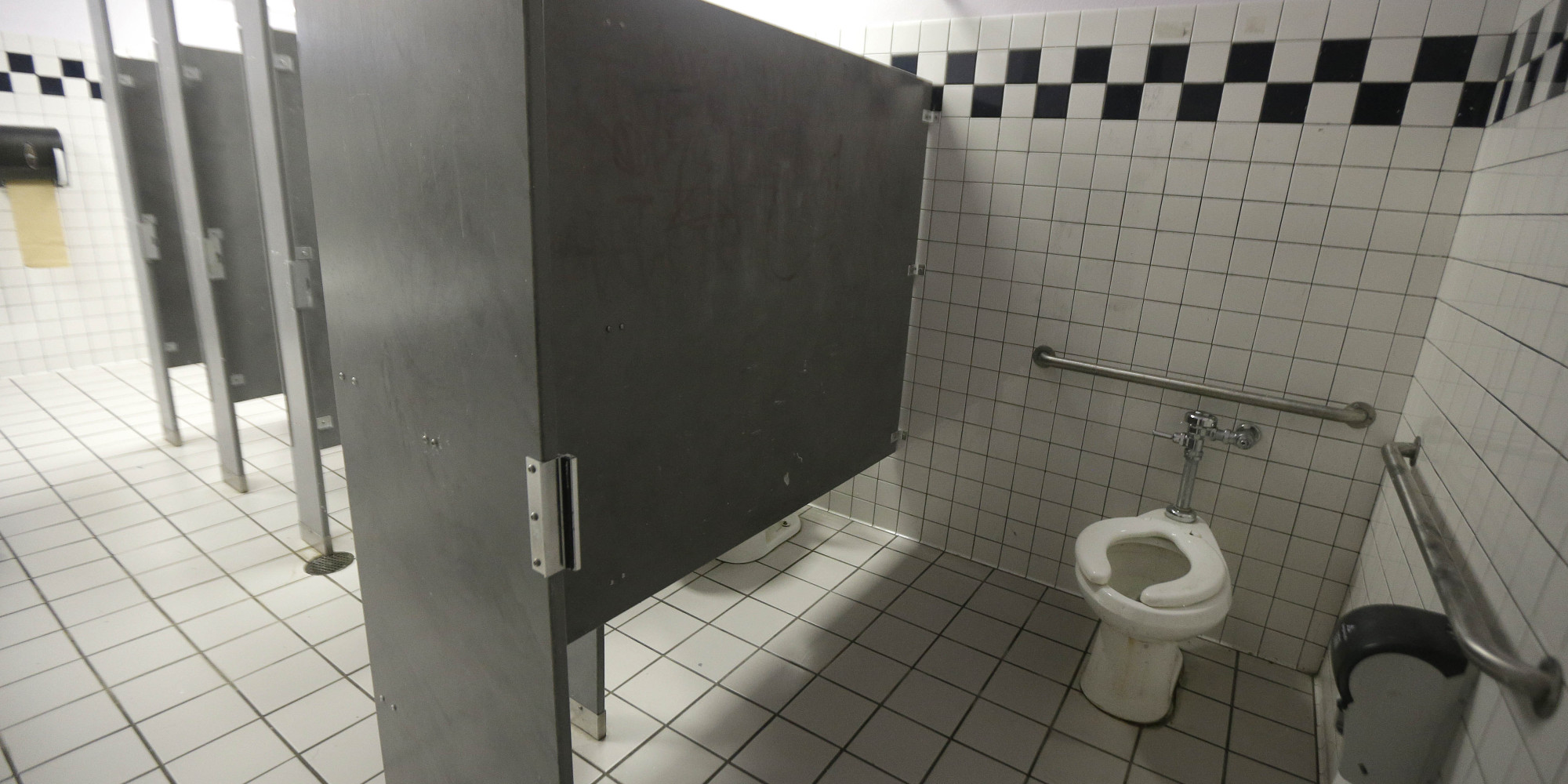 21 Daily Musings on Using the Public Bathroom  HuffPost