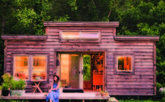 5 Tiny Houses Made From Recycled Materials Huffpost