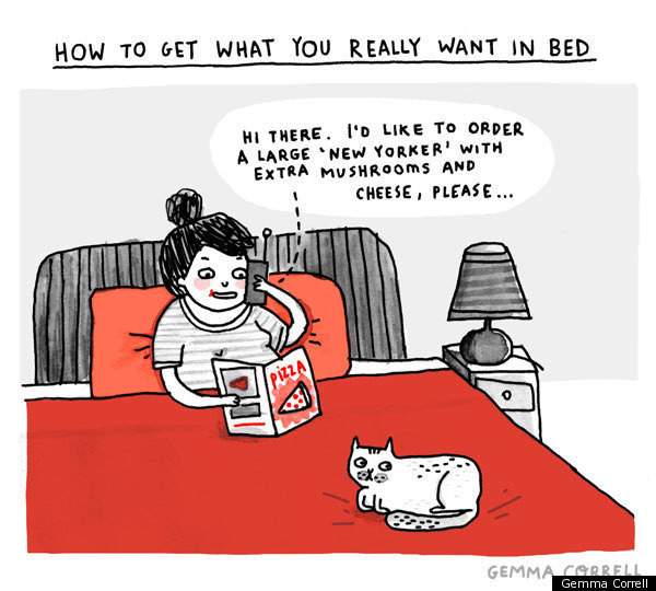 Featured Artist: Gemma Correll (4/6)
