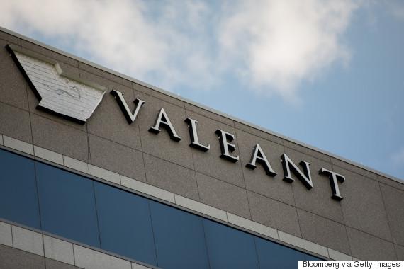Image result for valeant pharmaceuticals logo