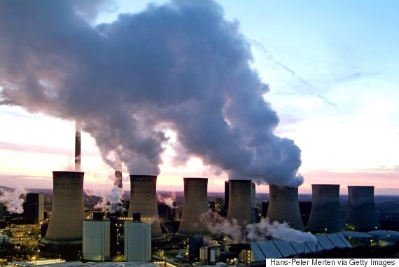 pollution factories