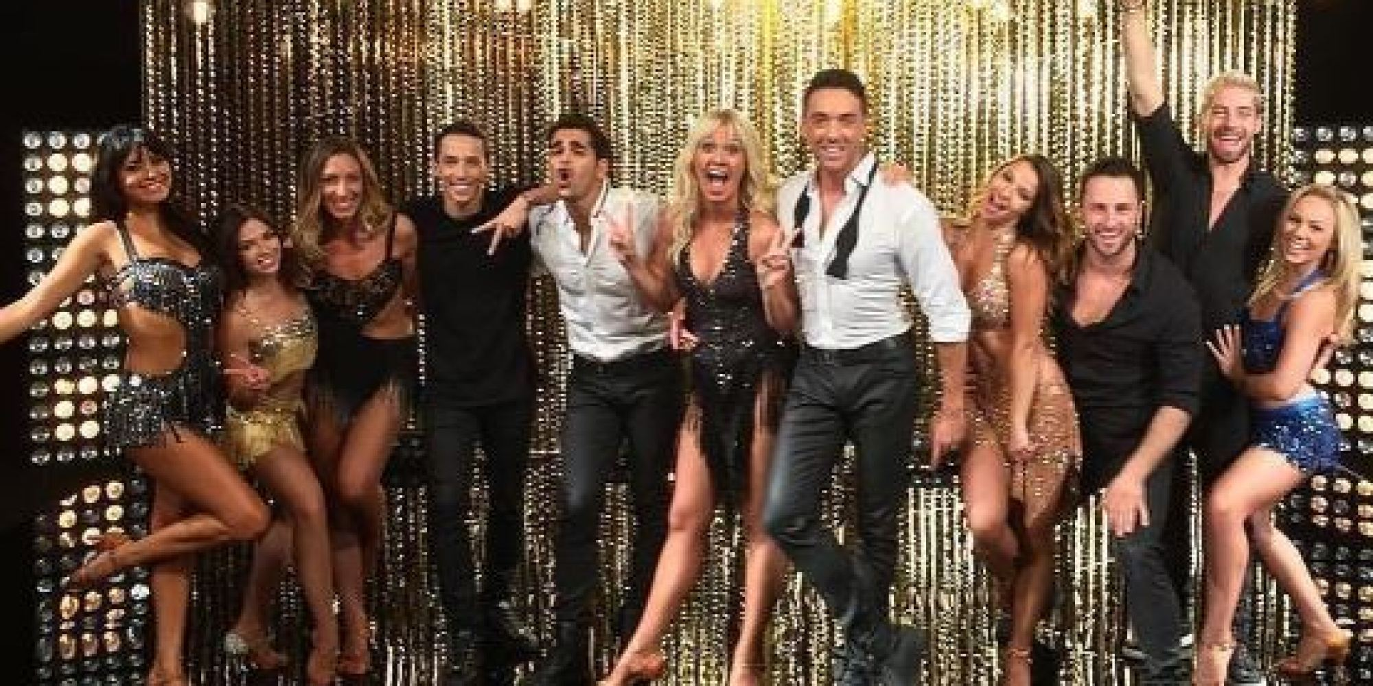 """""""danse Avec Les Stars"""" Saison 7 Présente Ses Nouveaux"""
