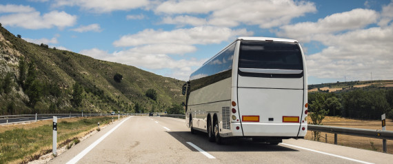 BUS TRAVELLING