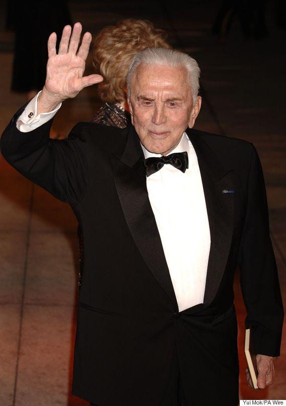 Kirk Douglas S Birthday Hollywood Legend Turns 100