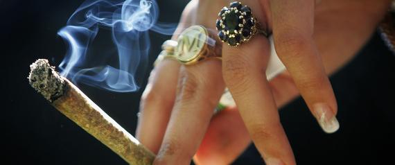 CANNABIS SMOKING