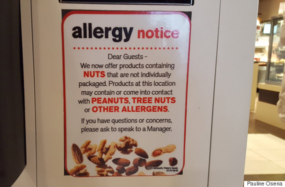 Image Result For Mcdonalds Peanut Allergy Usa