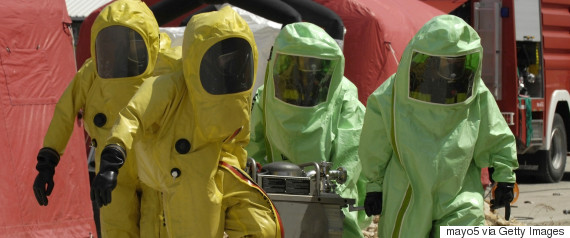 biological weapons