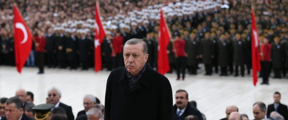 ERDOGAN TURKISH SOLDIERS