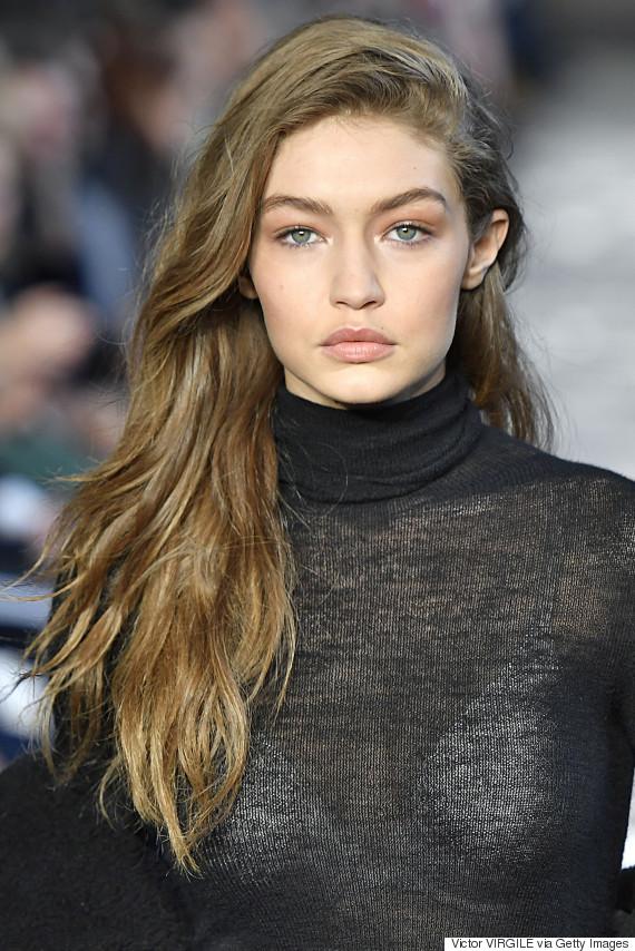 Gigi Hadid S Vogue Arabia Cover Criticized For Featuring White Model