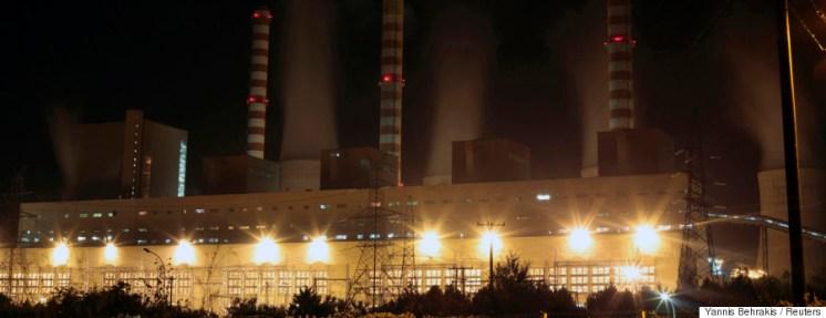 power plant greece