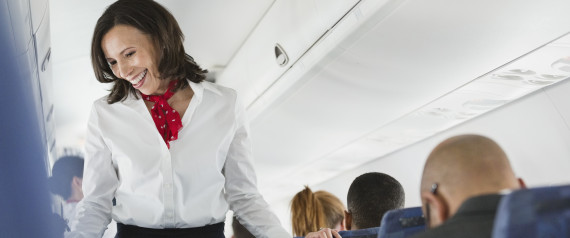FLIGHT ATTENDANT PASSENGER