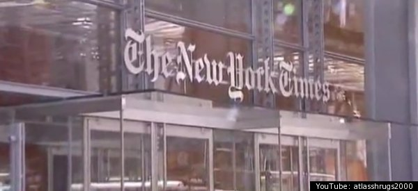 NY Times Says Running Anti-Islam Ad Could Put Lives In Danger