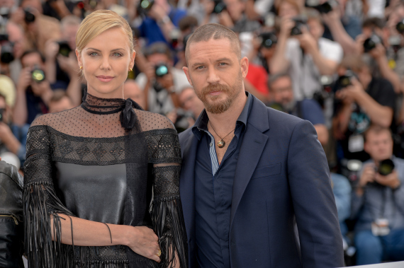 tom hardy charlize theron