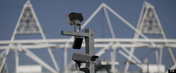 Olympics Missiles Flats Bow London