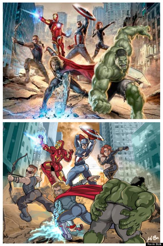 Image result for avenger feminist poster