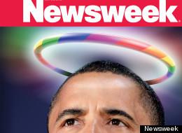 Newsweek Obama Gay Marriage Cover