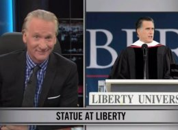 Bill Maher Liberty University
