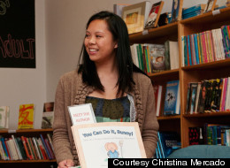 Christina Mercado Book Reading