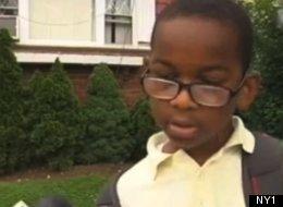 New York Fifth Grader