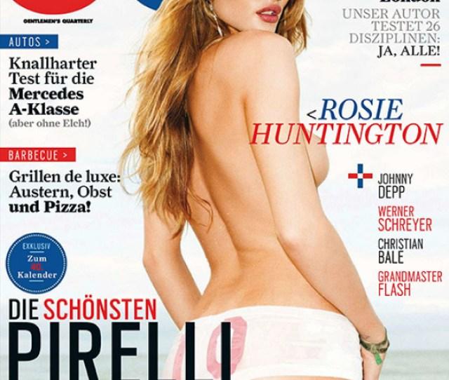Rosie Huntingtonwhiteley Nude