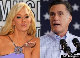 Jenna Jameson Mitt Romney