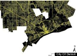 Detroit Lighting Plan