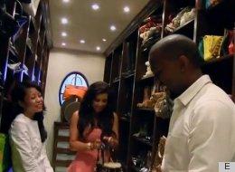 Kim Kardashian Closet