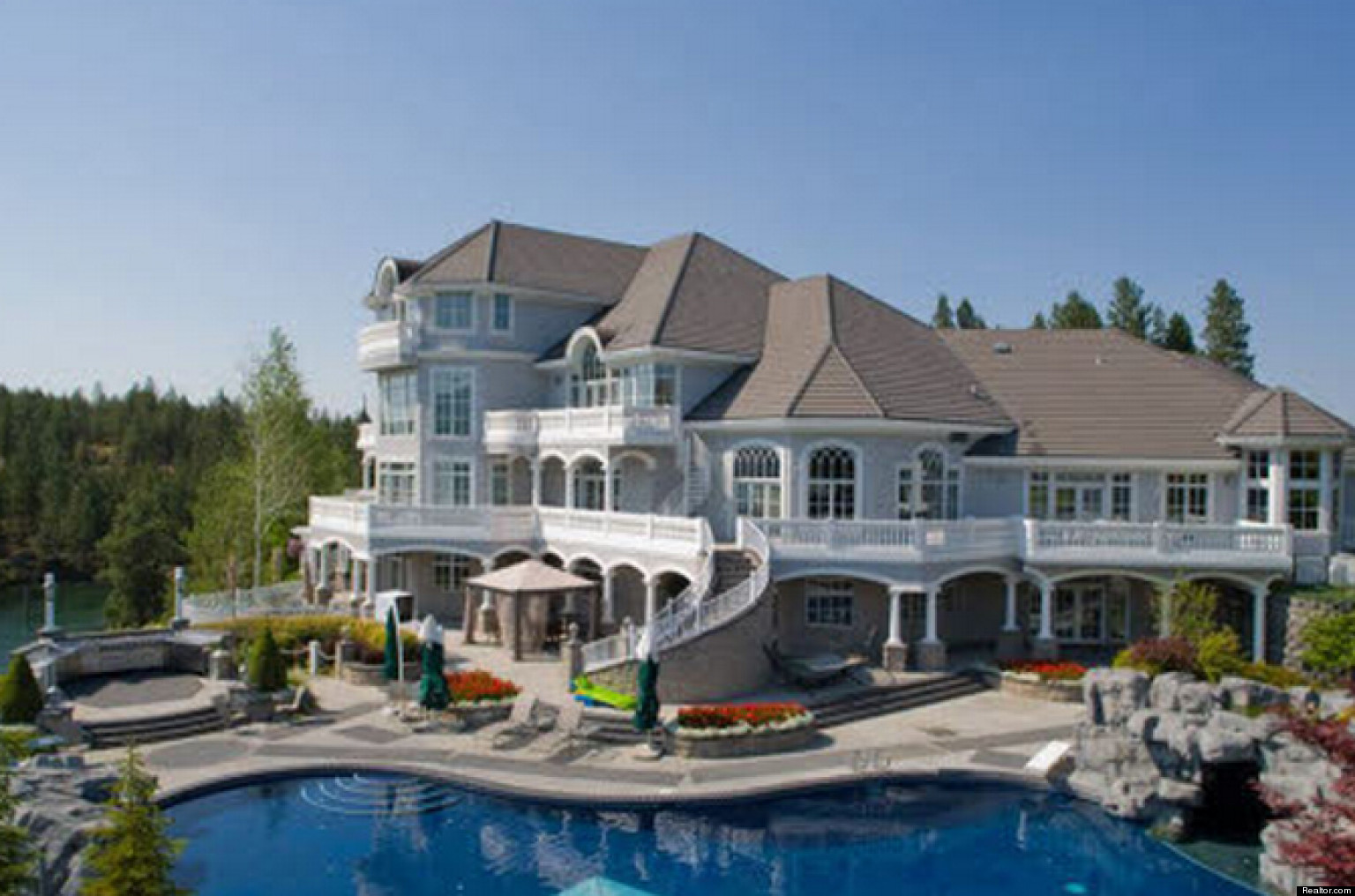 Most Expensive Homes In The Mountain States, According To