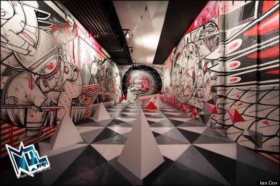 Nuart Festival 2012: World's Greatest Street Artists