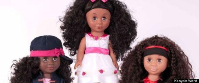 Kenya Doll
