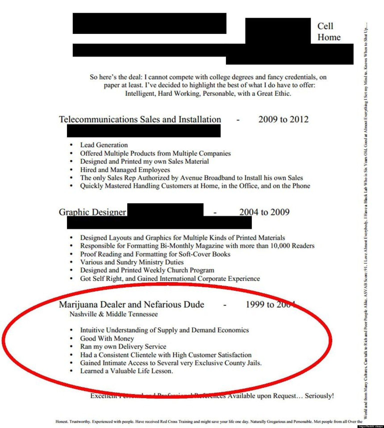 education resume examples reddit