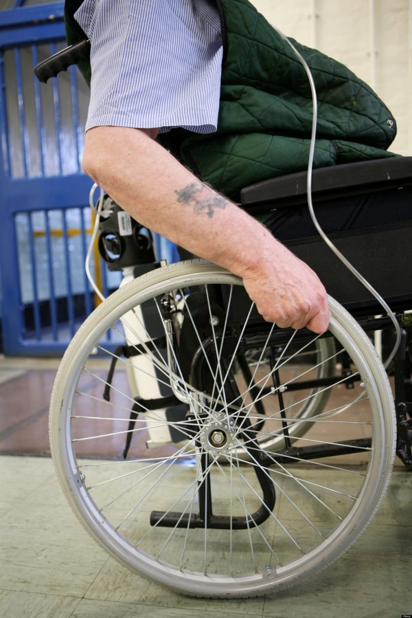 Disabled Prisoners' Rights Scrutinized In California