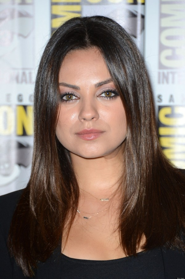 Mila Kunis In 'fifty Shades Of Grey' Actress Suggested Anastasia Role Huffpost