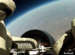 Felix Baumgartner Camera Video