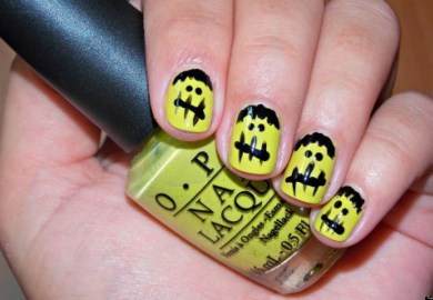 Easy To Do Nail Art Designs At Home