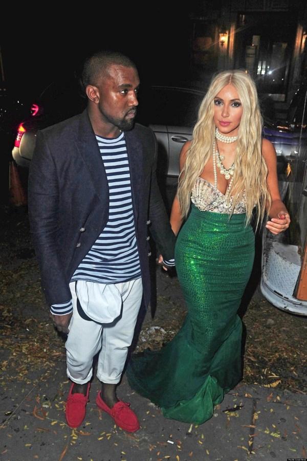 Kim Kardashian Halloween Costume Reality Star Makes