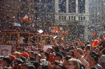 SF Giants World Series Parade 2014