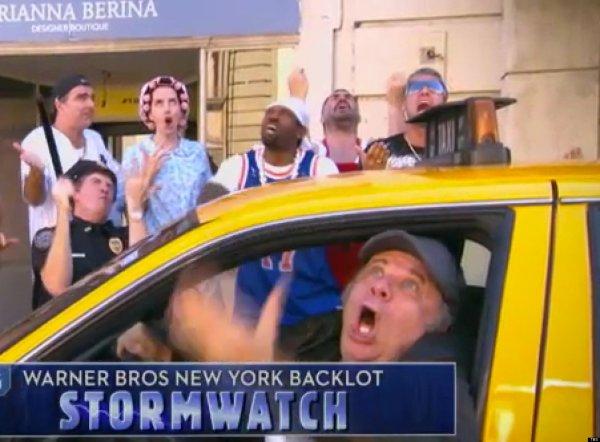 Nyc Stereotypes React Hurricane Sandy 'conan' Video