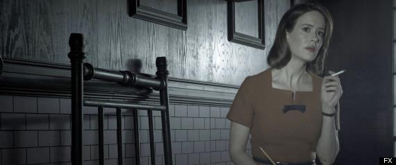 American Horror Story Asylum Sarah Paulson