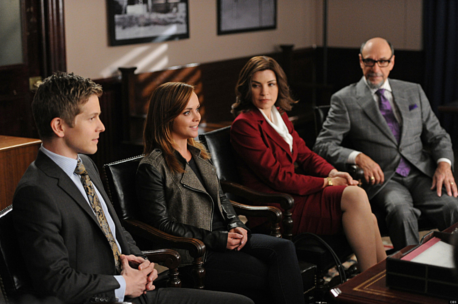 The Good Wife Recap Christina Ricci Goes For Laughs In