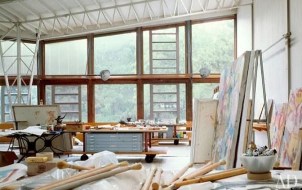 Willem De Kooning Studio