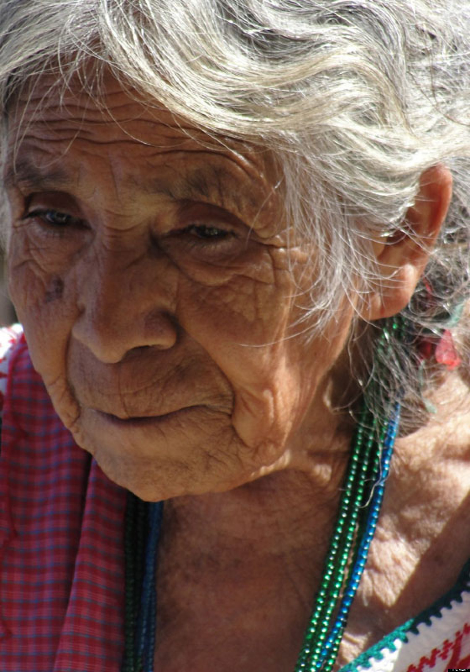 The Faces Of Cuetzalan Mexicos Older Women Are A