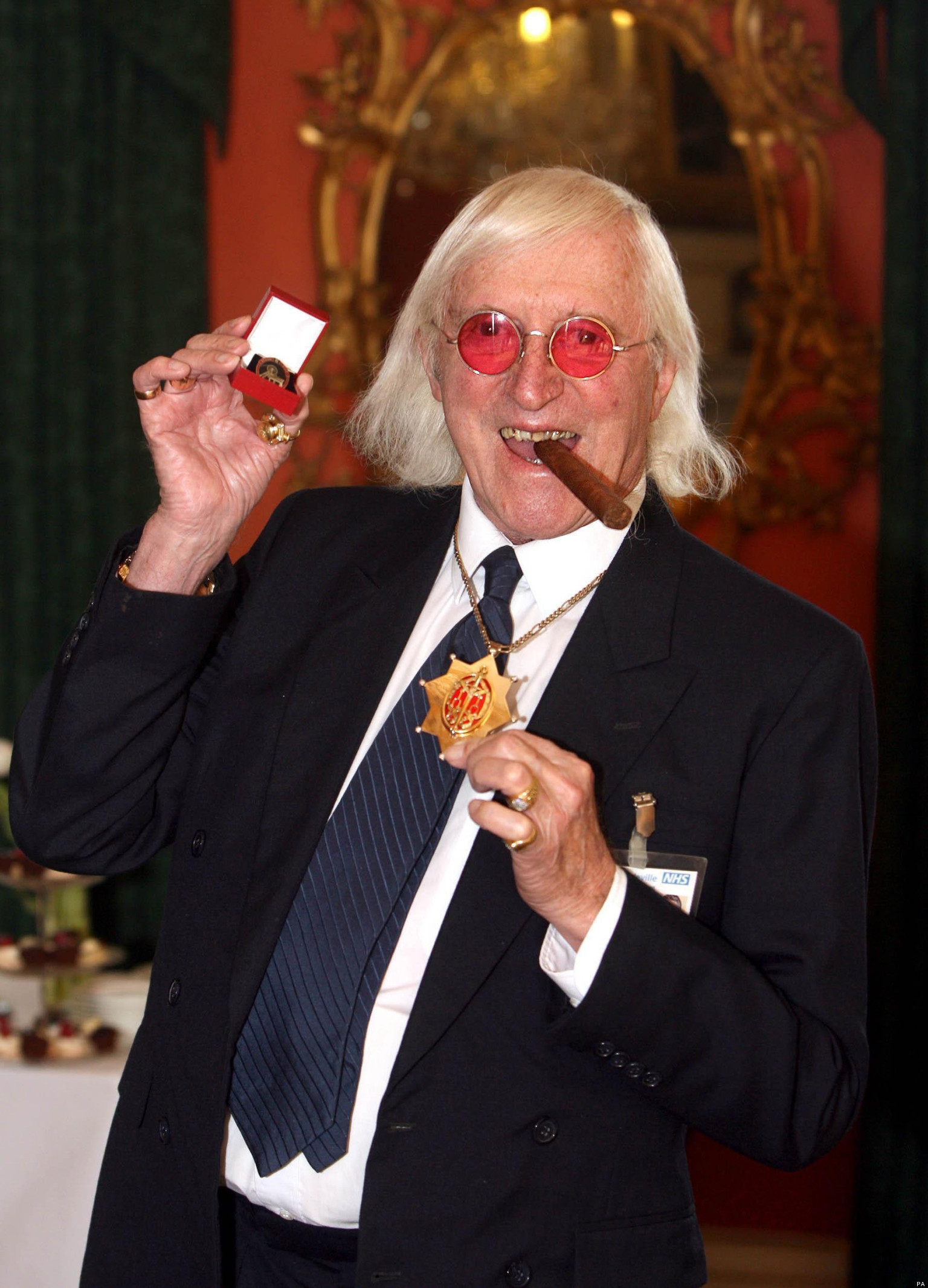 """We made him a vip."""". Durham University Rugby Club Banned After Jimmy Savile ..."""
