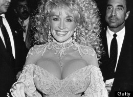 Something Dolly parton shows her tits opinion obvious