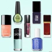 nail polish colors of 2012