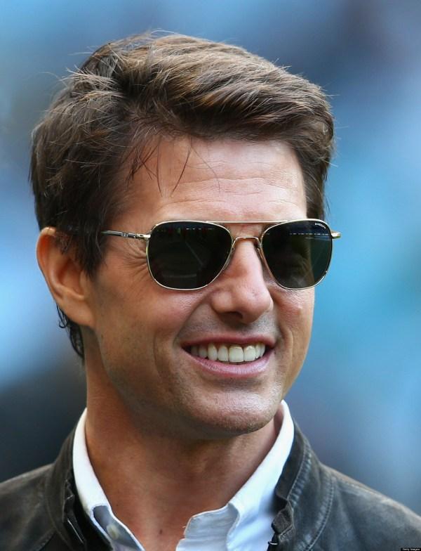 'oblivion' Tom Cruise Mission In Sci-fi Film