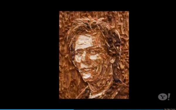 Jason Mecier San Francisco Artist Crafts Kevin Bacon